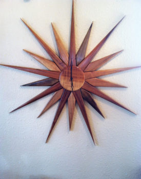 hawaiian-rare-curly-koa-wood-sunburst-clock